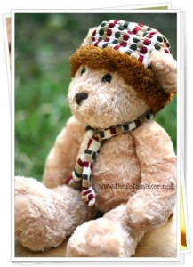 Teddy Bear with Musicbox