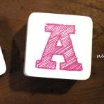 Alphabet Sweet Musicbox: กล่องดนตรี A-B-C