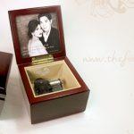Red Oak Wooden Box